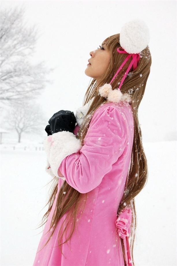 asuna yuki(結城 明日菜) Russia Cosplay Photo