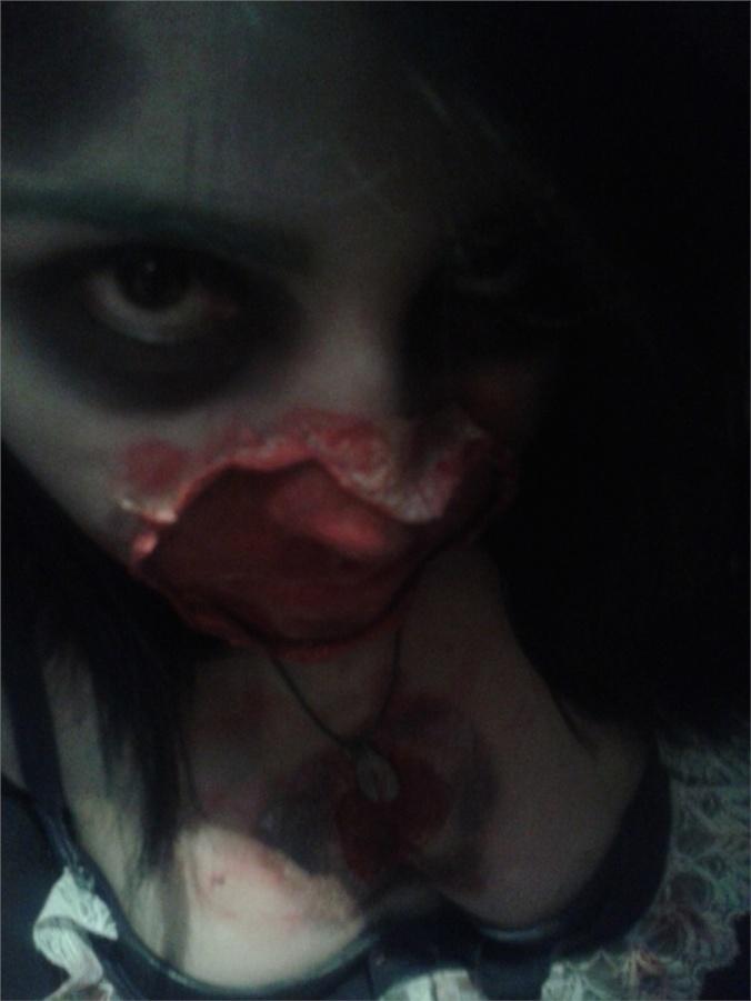Fran Venegas(Sakuma Ryuichi ♥) Zombie Cosplay Photo