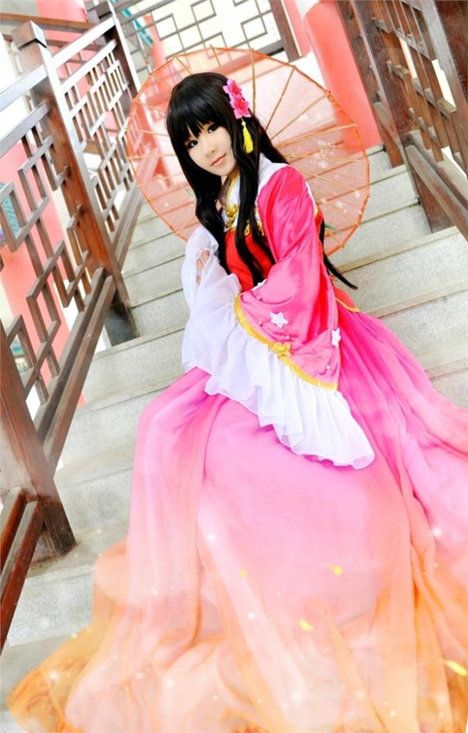 Smile Hana(山茶花_笑笑) Taiwan Cosplay Photo