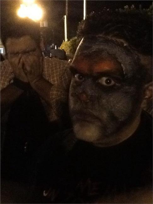 Armando(El Padrino) Zombie Cosplay Photo