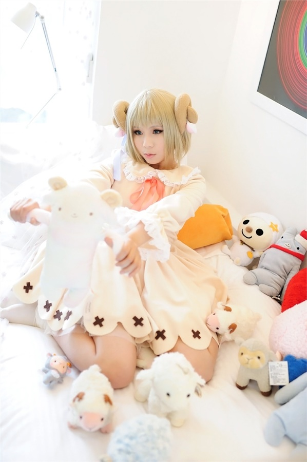 chibiday(小DAY) Liechtenstein Cosplay Photo