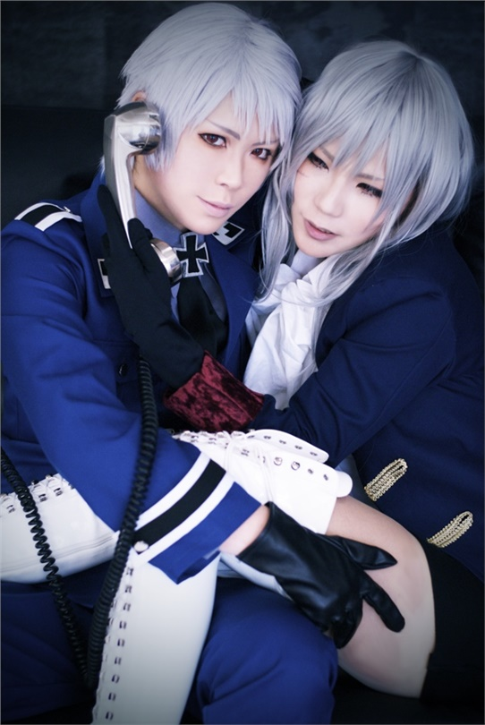 amc Prussia Cosplay Photo