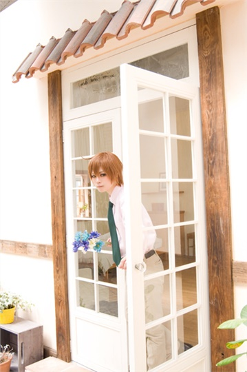 kazato(__kzt) Southern Italy Cosplay Photo