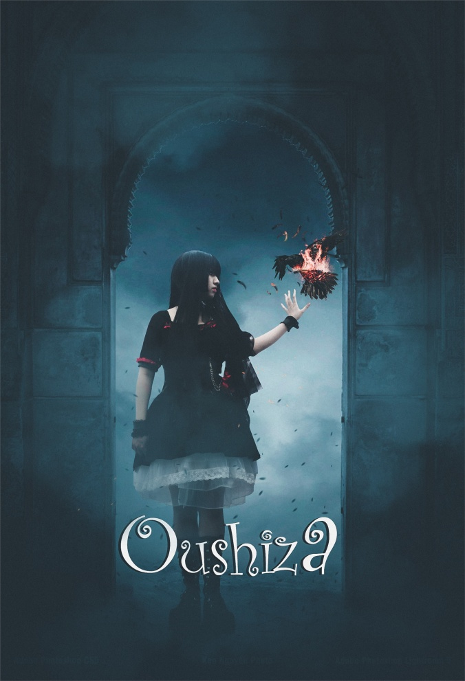 Special Halloween 2014 - Oushiza Gothic Cosplay Photo