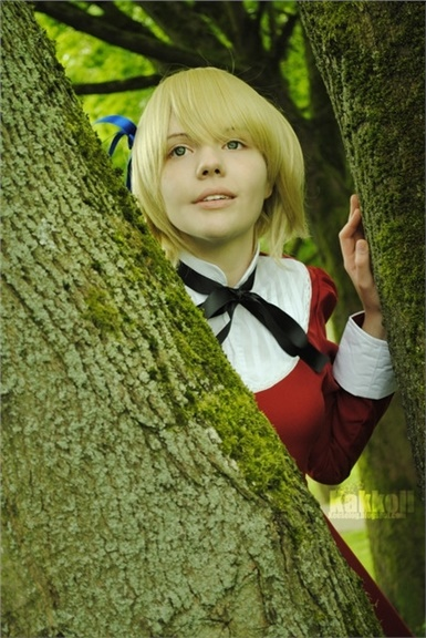 Tantal(Tantal) Liechtenstein Cosplay Photo