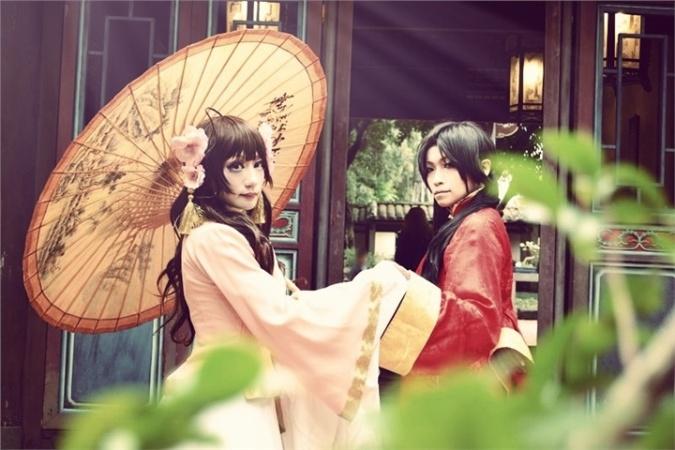 shinko(真子) China Cosplay Photo