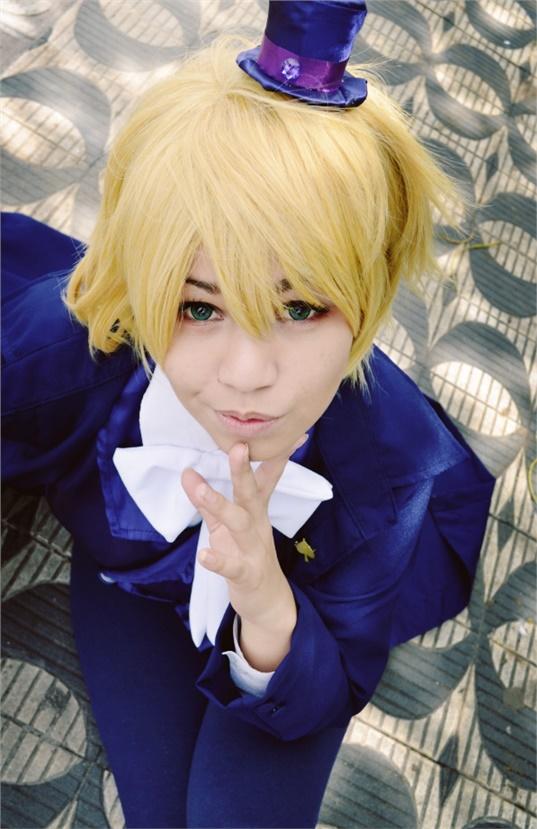 Bocchan(坊っちゃん) United Kingdom Cosplay Photo