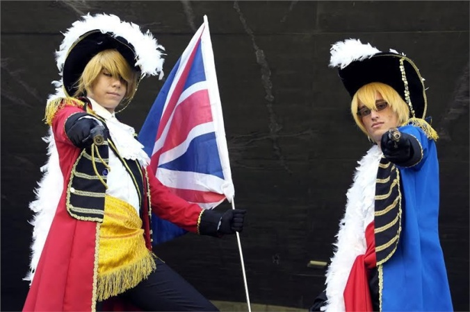 Cris(Cris Frost) United Kingdom Cosplay Photo