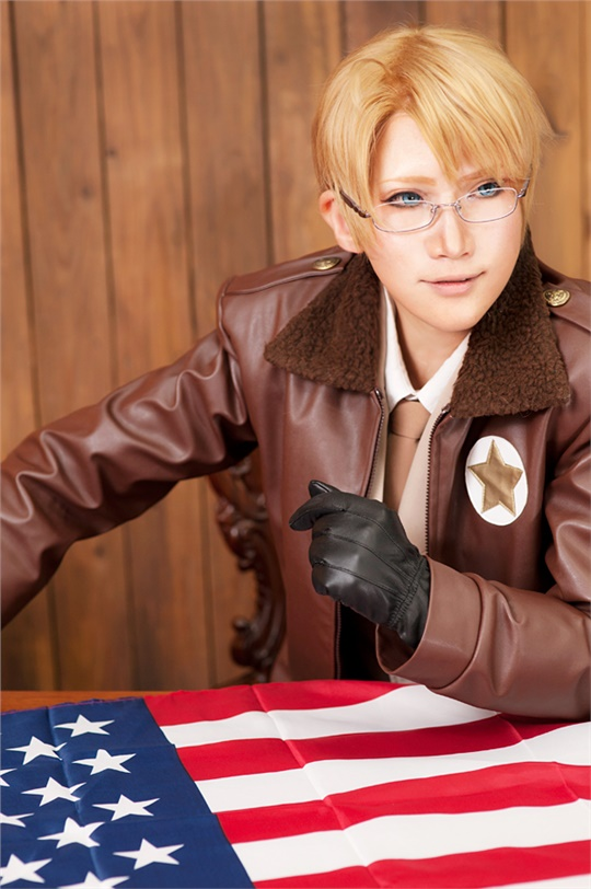 REIKA(reika2011) America Cosplay Photo