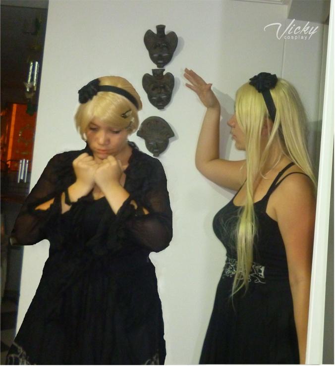 ucrania & Belarus  - Vicky cosplay(Russia) Belarus Cosplay Photo