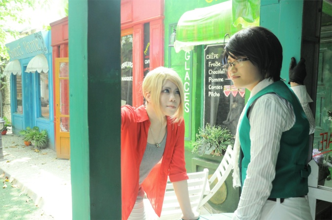 APH - France & Austria - Shiro Tofu(Shiro Tofu) France Cosplay Photo
