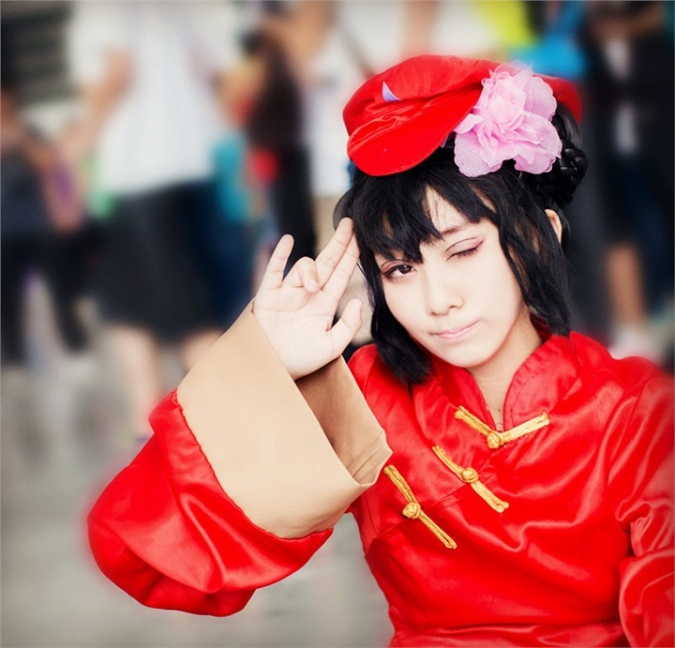 +China+ - BurnVa Choco(焚梵巧克) China Cosplay Photo