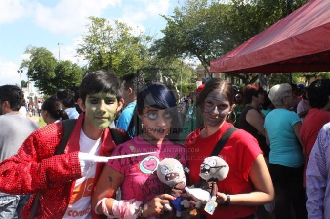 MiSA MiSA(Miizz_Misa) Zombie Cosplay Photo