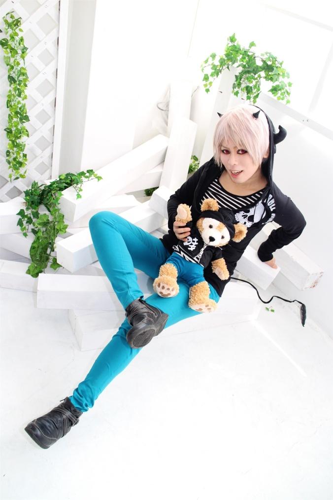 Halloween Preußen &Duffy - Xio(シオ) Prussia Cosplay Photo