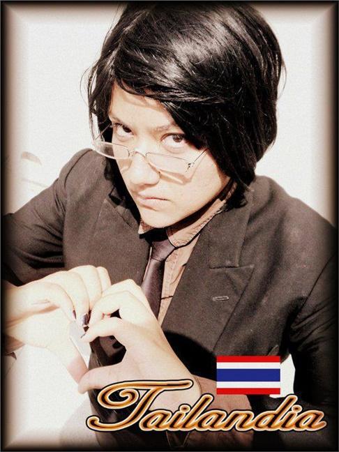 thailand aph amore mio  - ShiroThai(ShiroThai) THAILAND Cosplay Photo