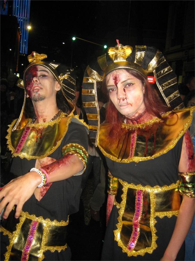 Zombie Cosplay Photo