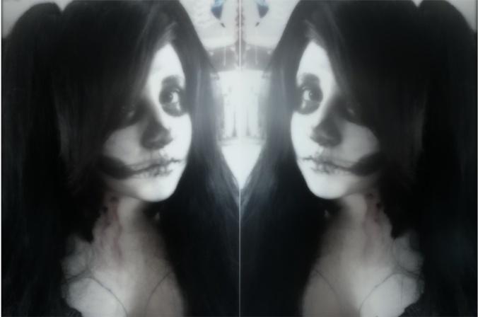 ~ Skeleton's Time ^.^)/~ - Emy Ryuku San(Keishi) Halloween Costume Cosplay Photo