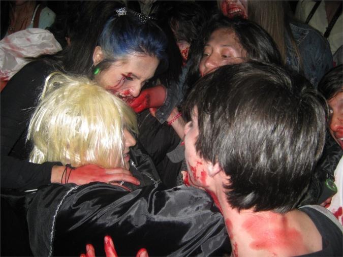 Johan Andres Mateus(Humanoid) Priest,  Zombie Cosplay Photo