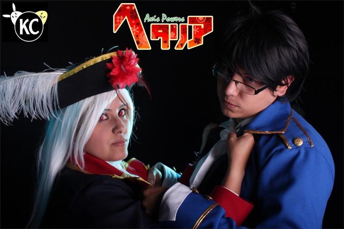 What ya lookin' at? - Kotosagi Cosplay(Kotosagi Cosplay) Prussia Cosplay Photo